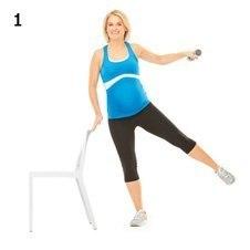 Упражнения для беременных для сброса веса 79