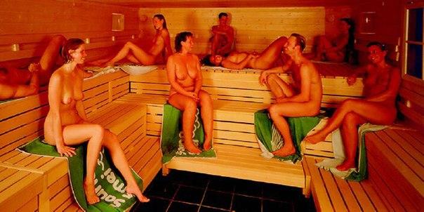 Фото бабы в бани