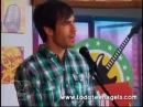 Violetta : Luca canta Ven y Canta en italiano