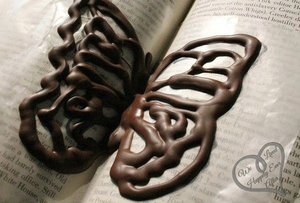 Украшения для торта своими руками из шоколада фото