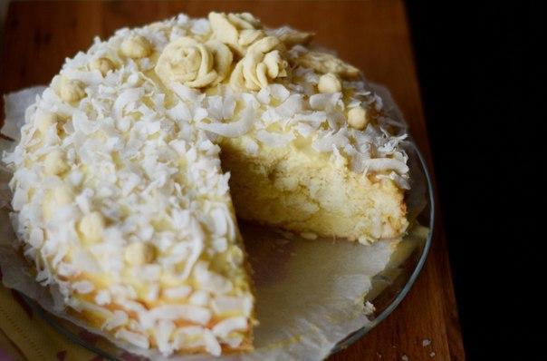 рецепты бисквитного торта