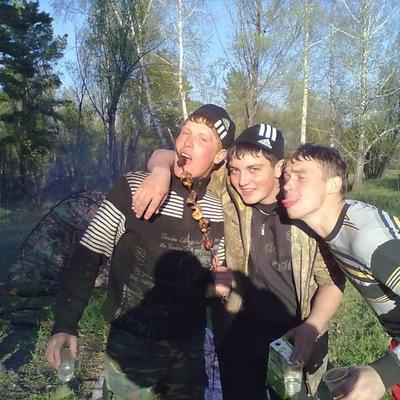 Жека Готовый, 28 апреля 1994, Бирюсинск, id198903467