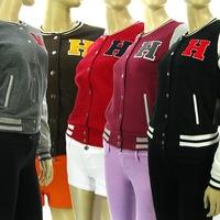 Womens Varsity Jackets Fashion Letterman Jackets