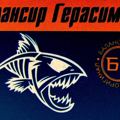 Борис Герасимов
