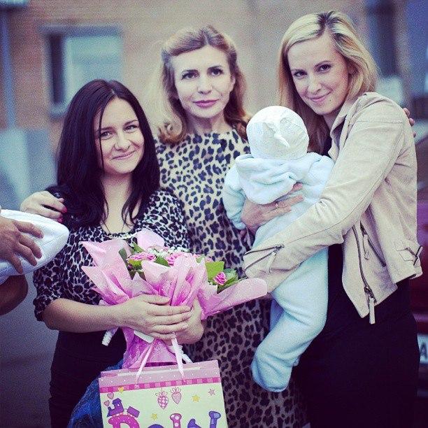Бывшая участница Лера Кашубина стала мамой во второй раз!