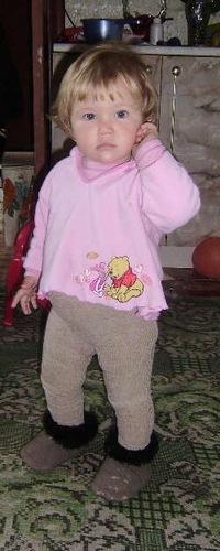 Іночка Полянська, 10 мая 1999, Бахчисарай, id155225838