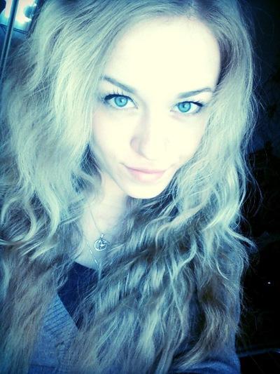 Аня Виноградова, 25 декабря 1995, Красногорск, id16447374
