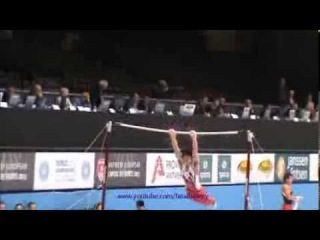 Kohei UCHIMURA HB - 2013 Antwerp worlds qualifs