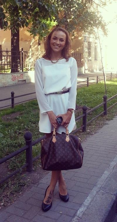 Елена Машкова, 13 мая 1989, Казань, id214185114