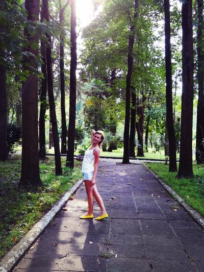 Валерия Назаренко, 3 мая 1996, Крымск, id129422738