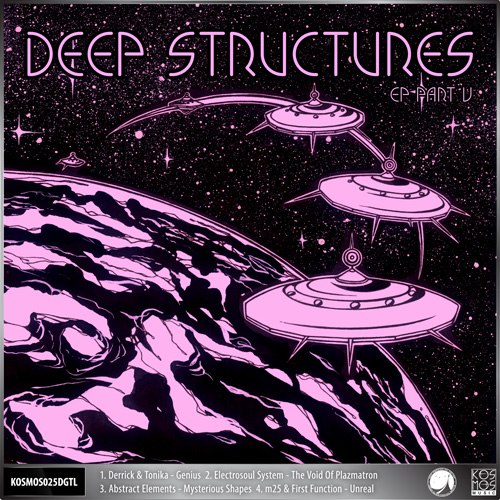 DEEP STRUCTURES EP Pt.5