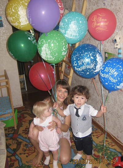 Света Попова, 4 августа 1995, Астрахань, id128141107