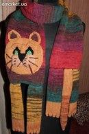Продам Кото-шарф.