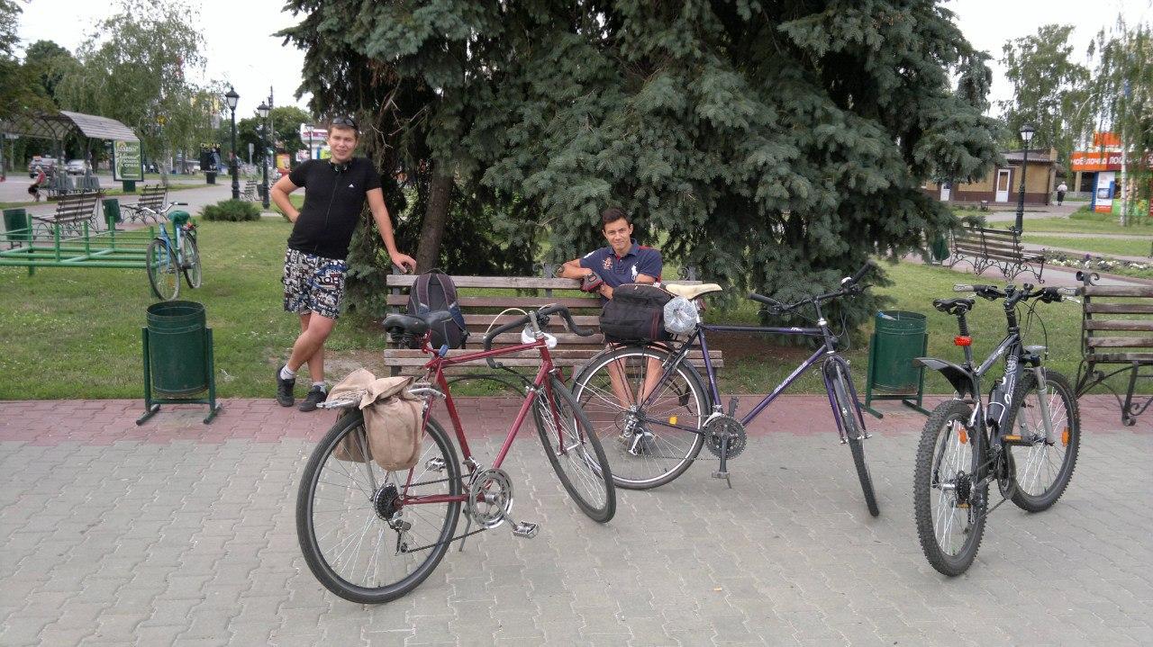 Покатуха в Миргороді