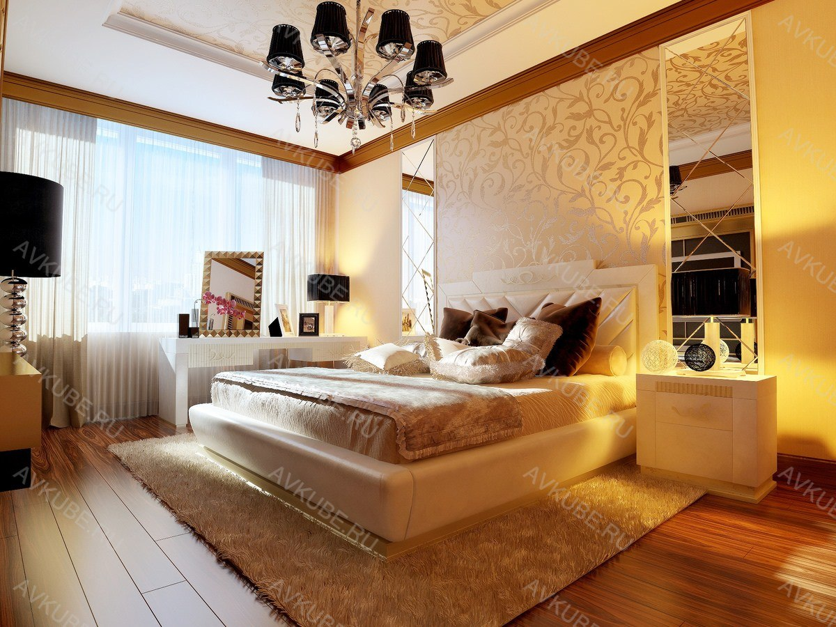 Интересные интерьеры квартир
