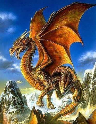 дракон гроза морей картинки