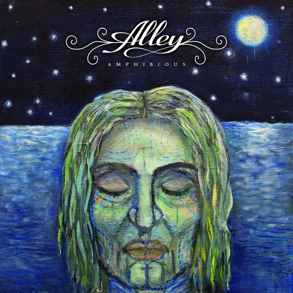 Вышел новый альбом ALLEY - Amphibious (2013)