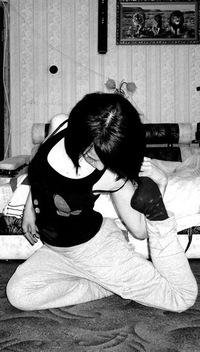 Маришка Хрусталёва, 15 апреля 1993, Ангарск, id64672250
