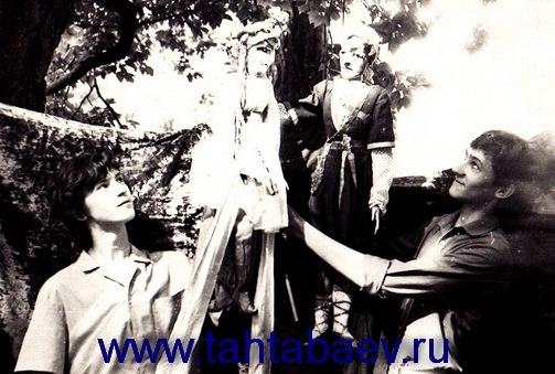 Геннадий Тахтабаев Алексей Свистов