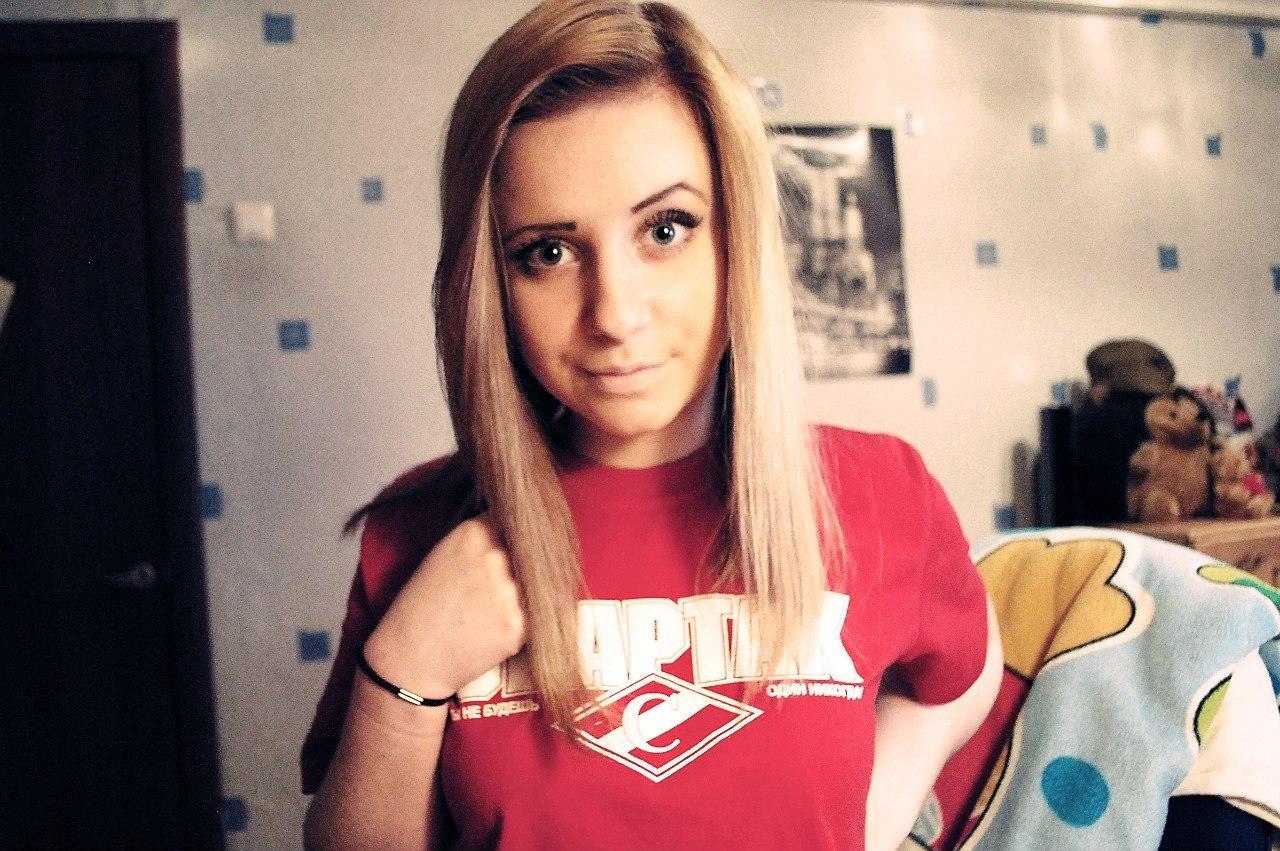 Русскую блондинку вику 15 фотография