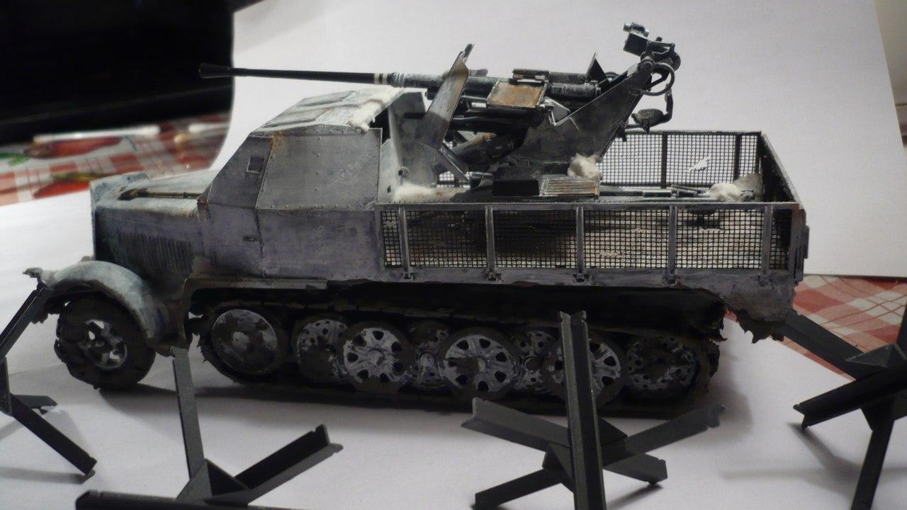 Sd. Kfz. 7//2 Flak 37 Bn996BJ5nKA