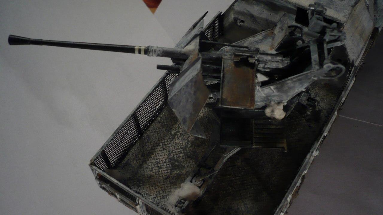 Sd. Kfz. 7//2 Flak 37 VvO5548X3PQ