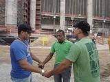 MCs TIAGO e DIOGO visitam o TEMPLO DE SALOMÃO-Universal e fazem oração para prosperidade