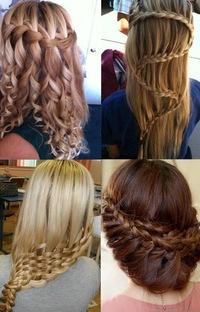 Уроки причёски