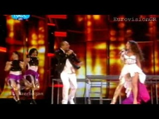 EUROVISION 2009 3rd WINNER AZERBAIJAN AYSEL & ARASH ALWAYS -HQ STEREO