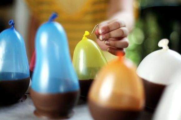 Съедобные шоколадные чашечки для десерта