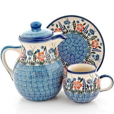 польская керамическая посуда каталог фото