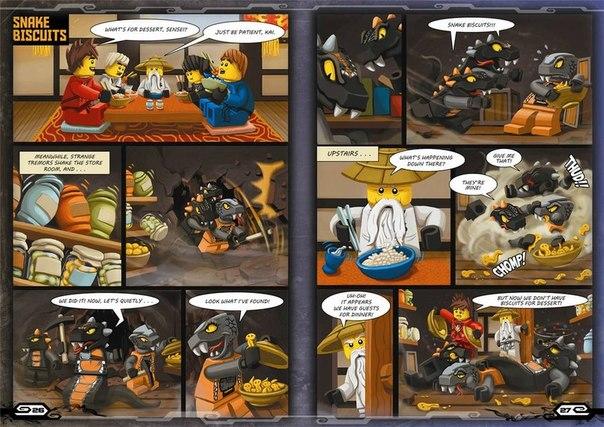 Lego NinjaGo - Лего НиндзяГо