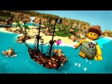 LEGO Minifigures Online - Reveal Trailer