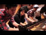 CDZA - Daft Pianists (Cover of Get Lucky)