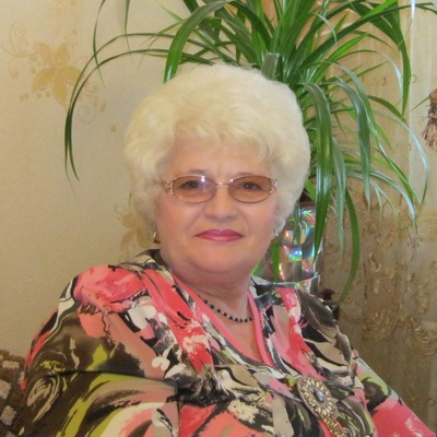 Ольга Жданович, 18 сентября 1952, Волгодонск, id208590269