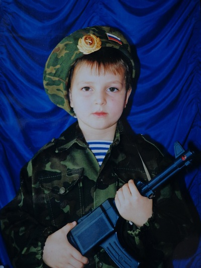 Евгений Шмаянок, 28 июля 1991, Москва, id28854276