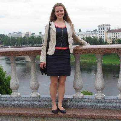 Аня Правилова, 13 мая 1991, Витебск, id136122424