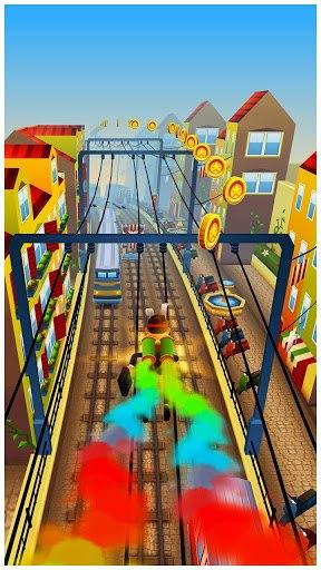 скачать игру на андроид мальчики бегающие по поездам