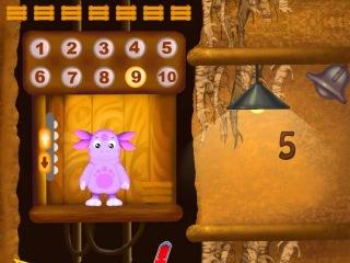 Лунтик: Учим цифры - Лифт. Развивающий мультфильм для детей.