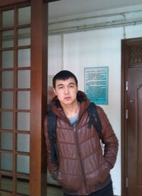 Dilshad Ismailov, 14 февраля 1993, Тобольск, id202479705