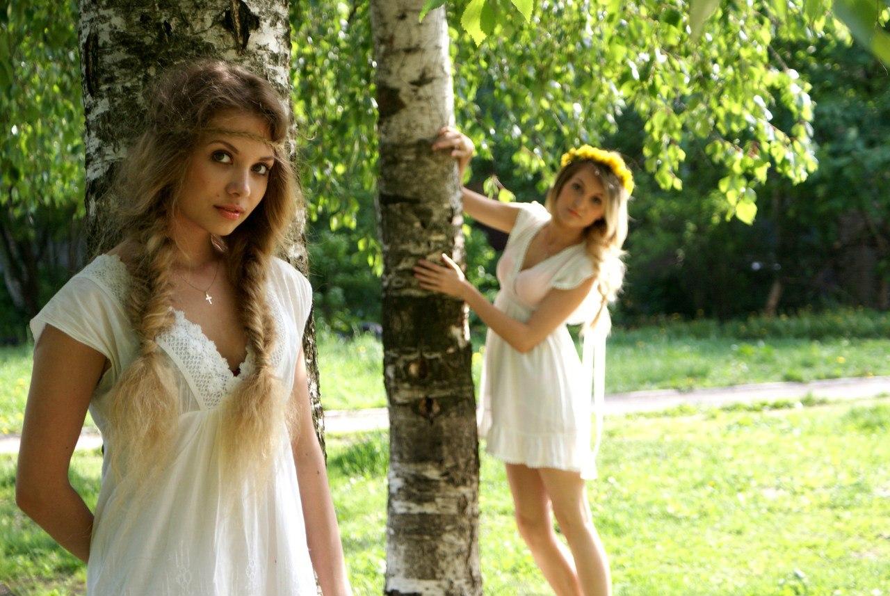 полные девушки фото русские