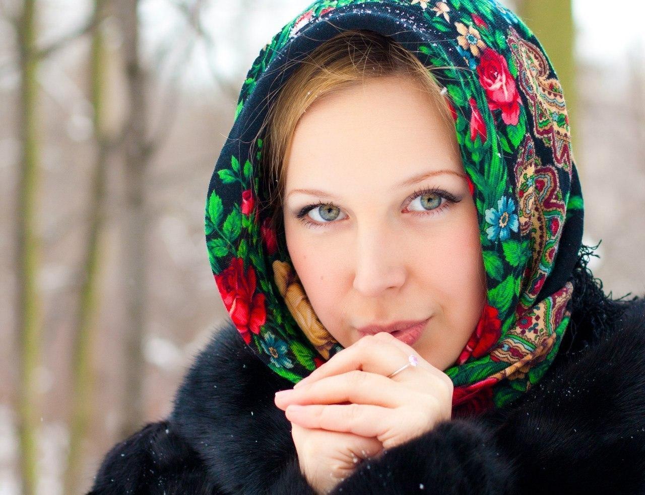 Фотографий русских женщин 22 фотография