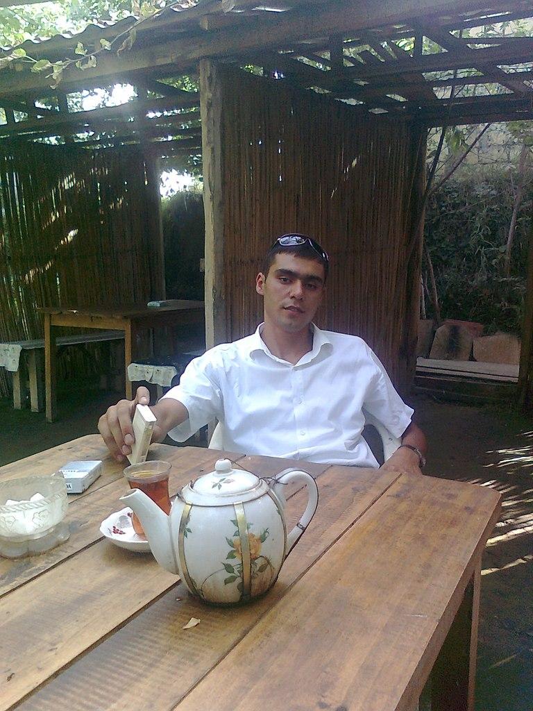 Cavid Osmanli, Гёйчай - фото №13