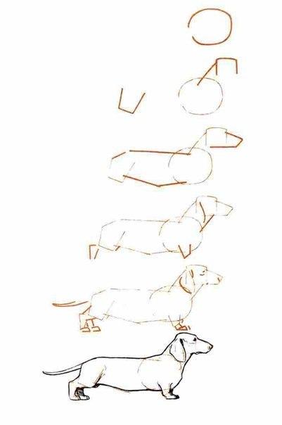 Как рисовать кресты из - 5d