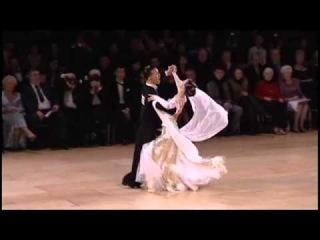 Victor Fung & Anastasia Muravyeva — Slowfox