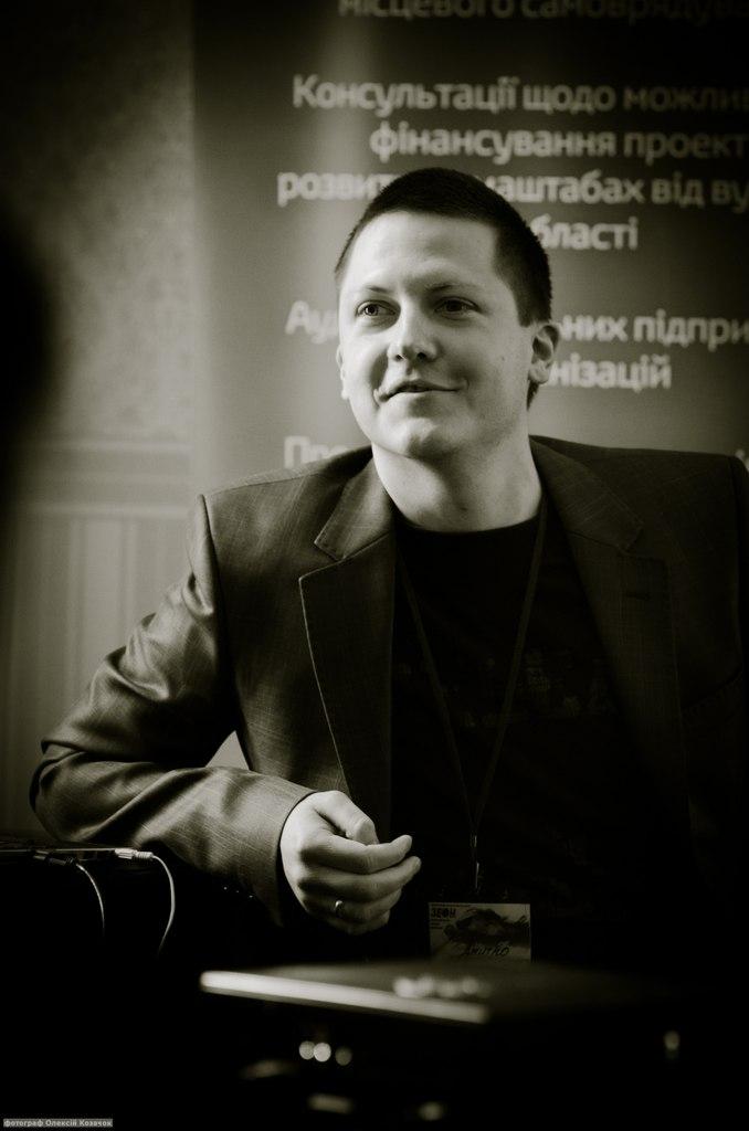 Дмитро Хомицький відповідає на питання