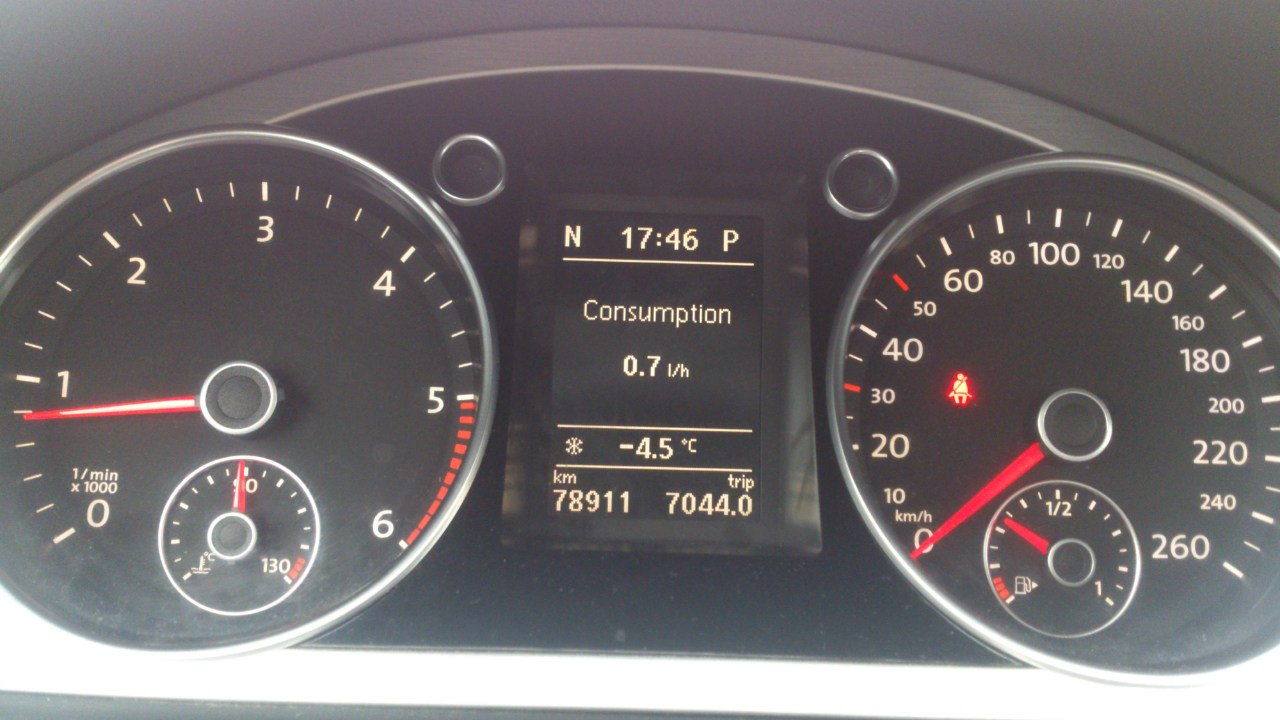 расход топлива дизель volkswagen passat 1.9