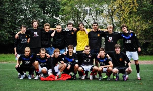 Любительская лига москвы по футболу