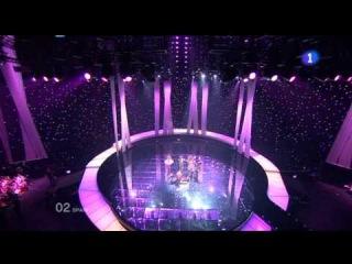 Algo chiquitito España Eurovision 2010