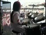 Джои Джордисон Slipknot   самый быстрый барабанщикЗанесенный 2 раза в книку регордов Гинеса